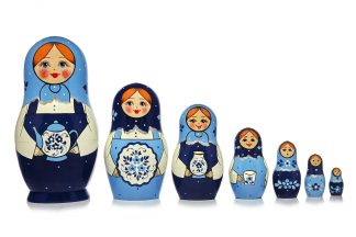 7 Pieces Matryoshka